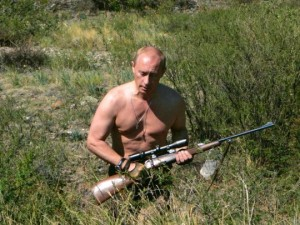 blackmailer Putin holds EU hostage
